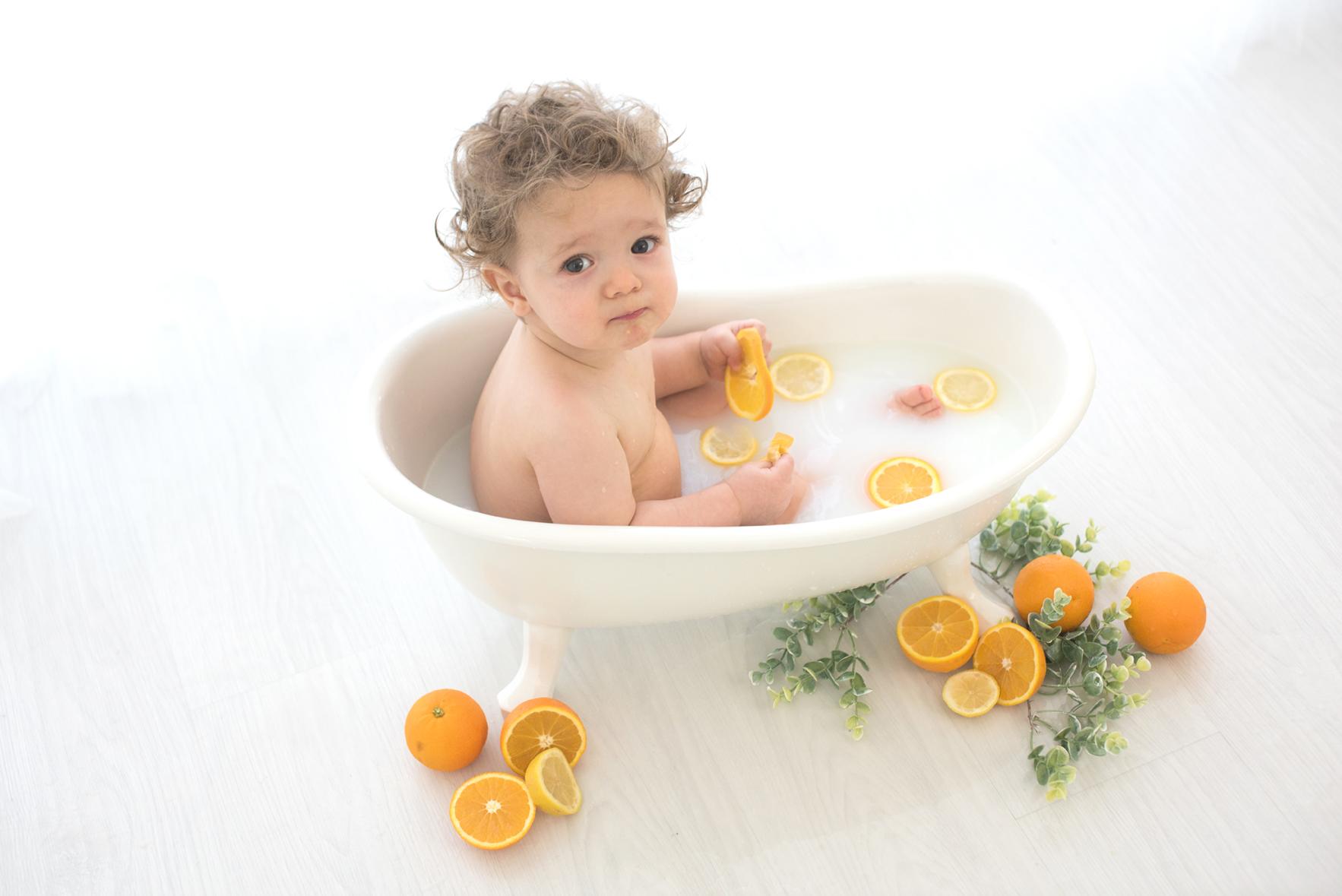 Une séance photo pour votre bébé à Rouen